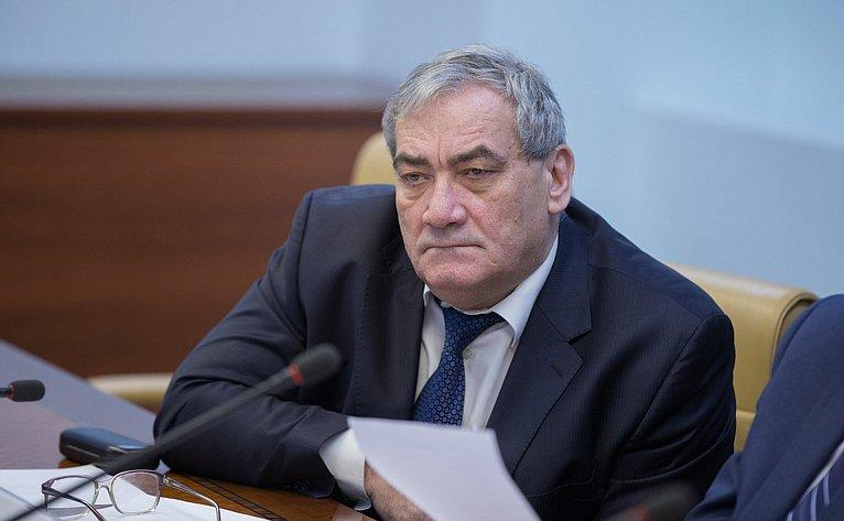 Временная комиссия СФ Штыров сайт СФ РФ